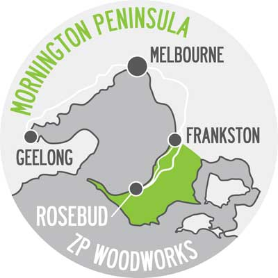 ZP Woodworks on the Mornington Peninsula